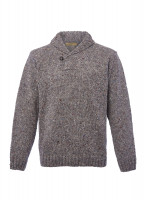 Moriarty sweater - Light Grey