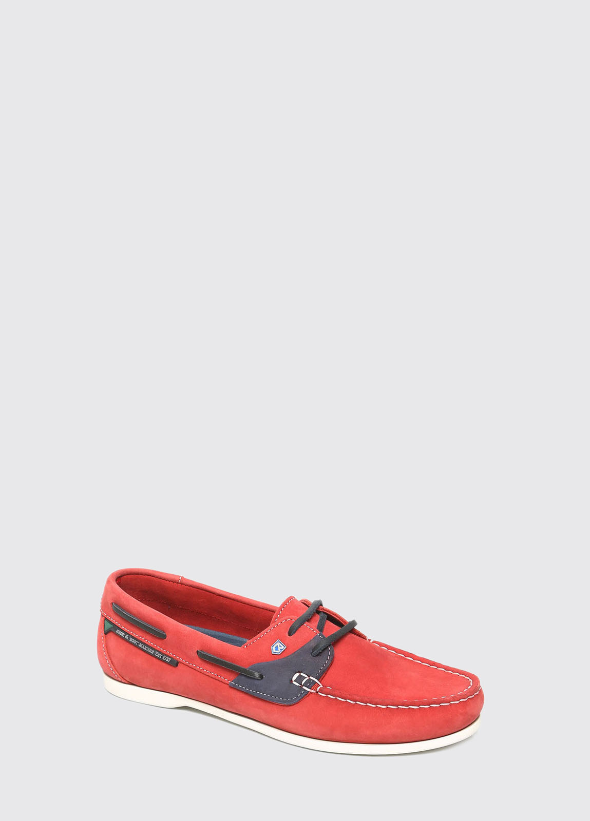 Malta Moccasins - Red