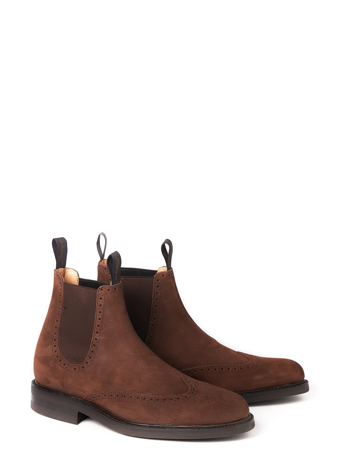Fermanagh Goodyear Chelsea boot - Walnut