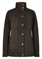 Mountrath Waxed Jacket - Java