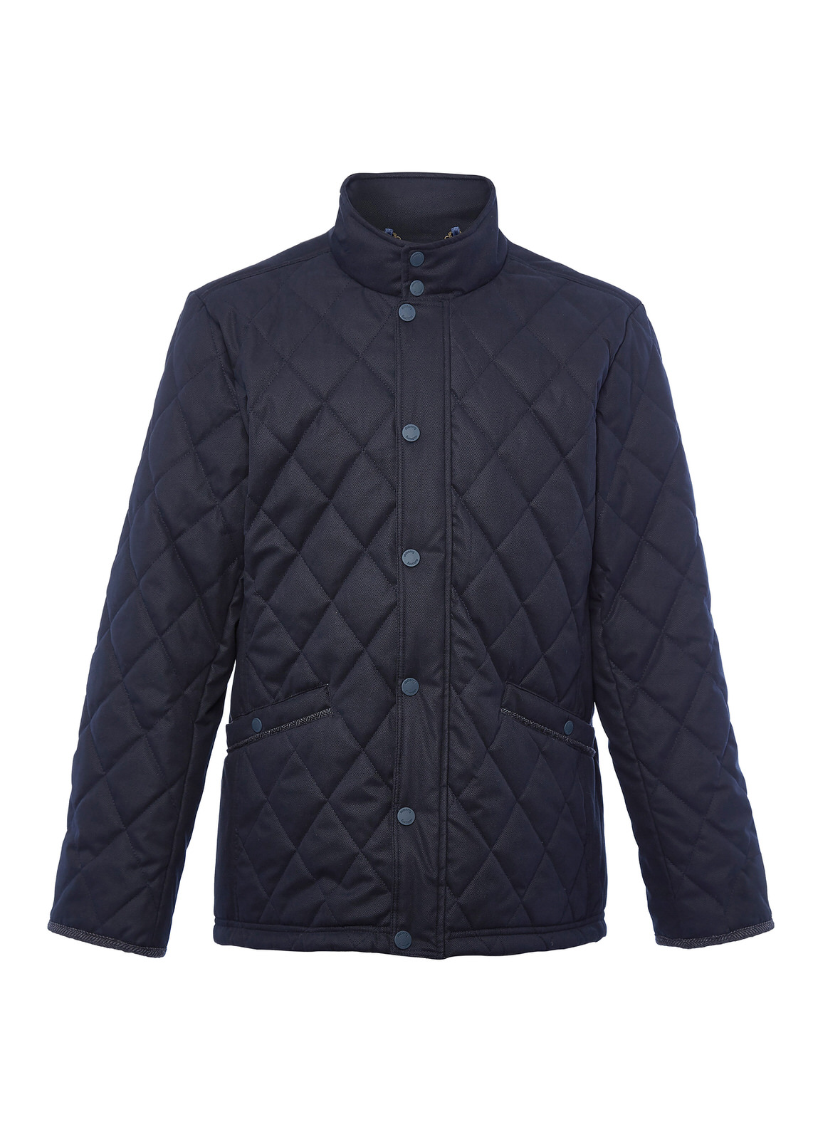Bantry_Quilted_Jacket_Navy_Image_1