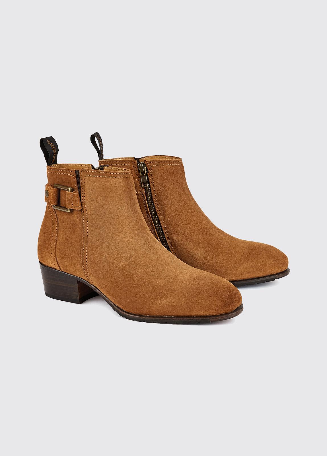 Dundalk Chelsea Boot - Camel