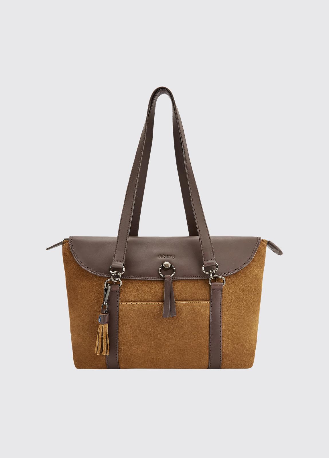Parkhall Tote Bag - Camel
