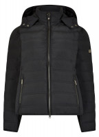 Kilkelly Quilted Coat - Black