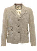 Buttercup Tweed Jacket - Sable