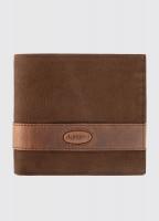 Grafton Leather Wallet - Walnut
