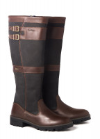Bottes Longford par Dubarry - Black/Brown