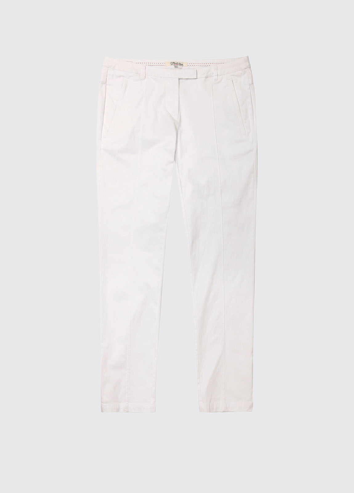 Orchard Capri Pants - White