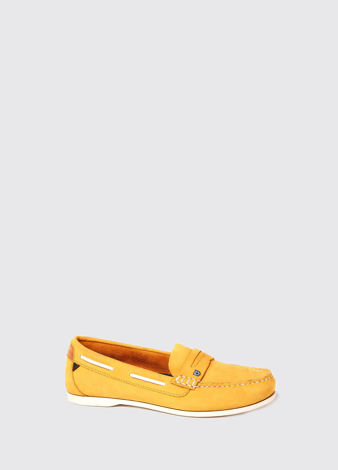 Belize Deck Shoe - Sunflower