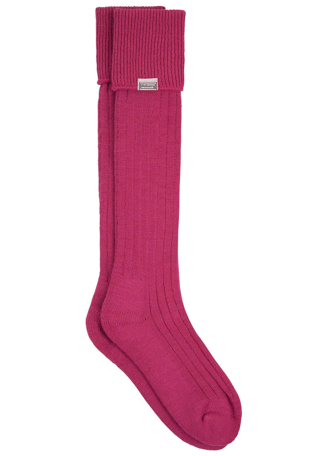 Alpaca_Socks_Pink_Image_1