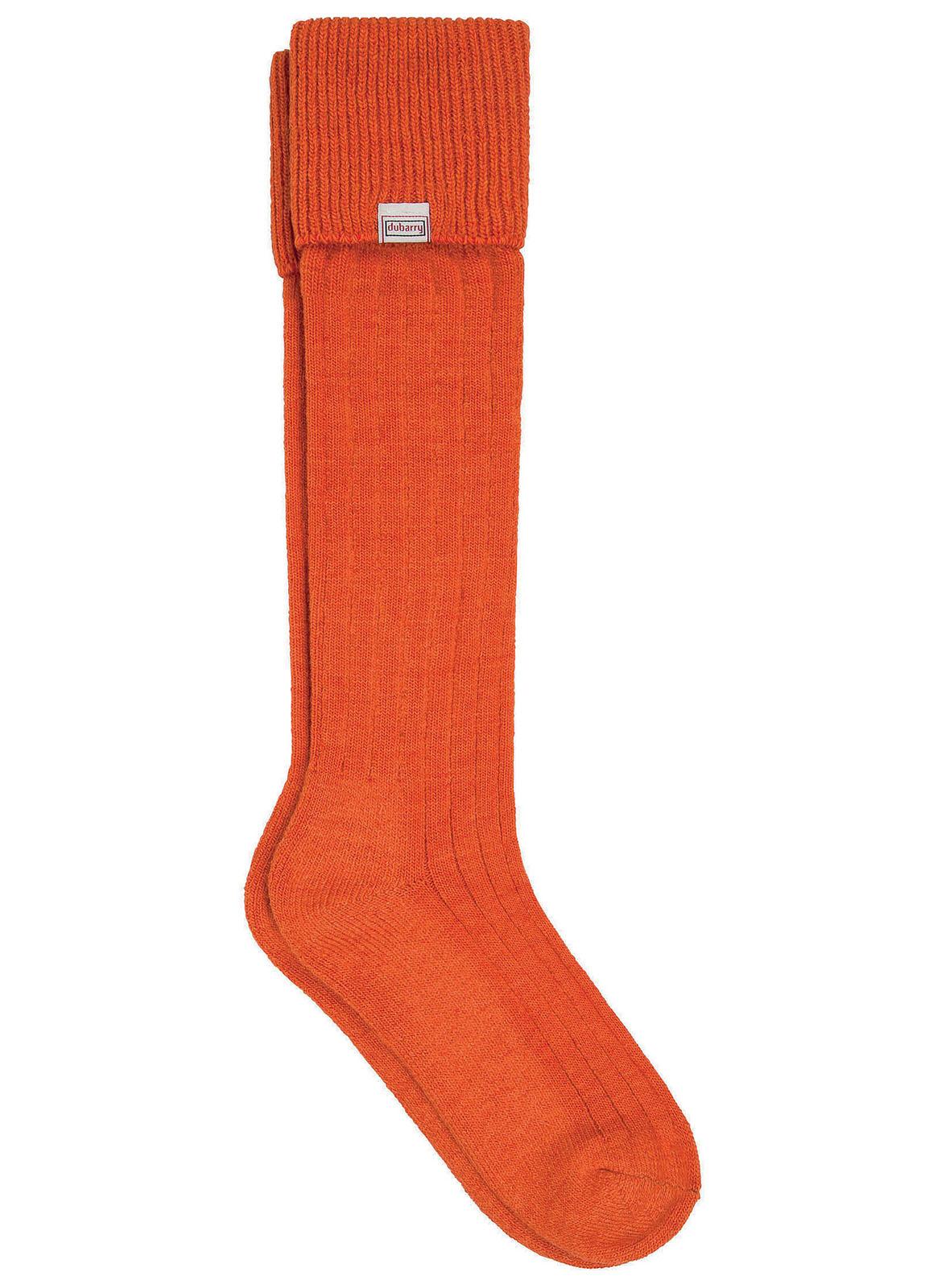Alpaca_Socks_Terracotta_Image_1