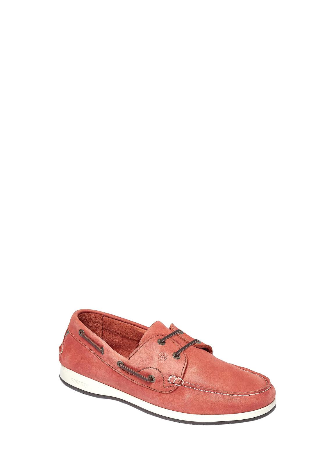 Dubarry_Pacific X LT Deck Shoe - Terracotta_Image_1