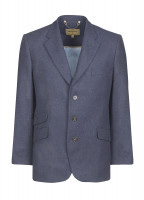 Gorse Tweed Jacket - Navy