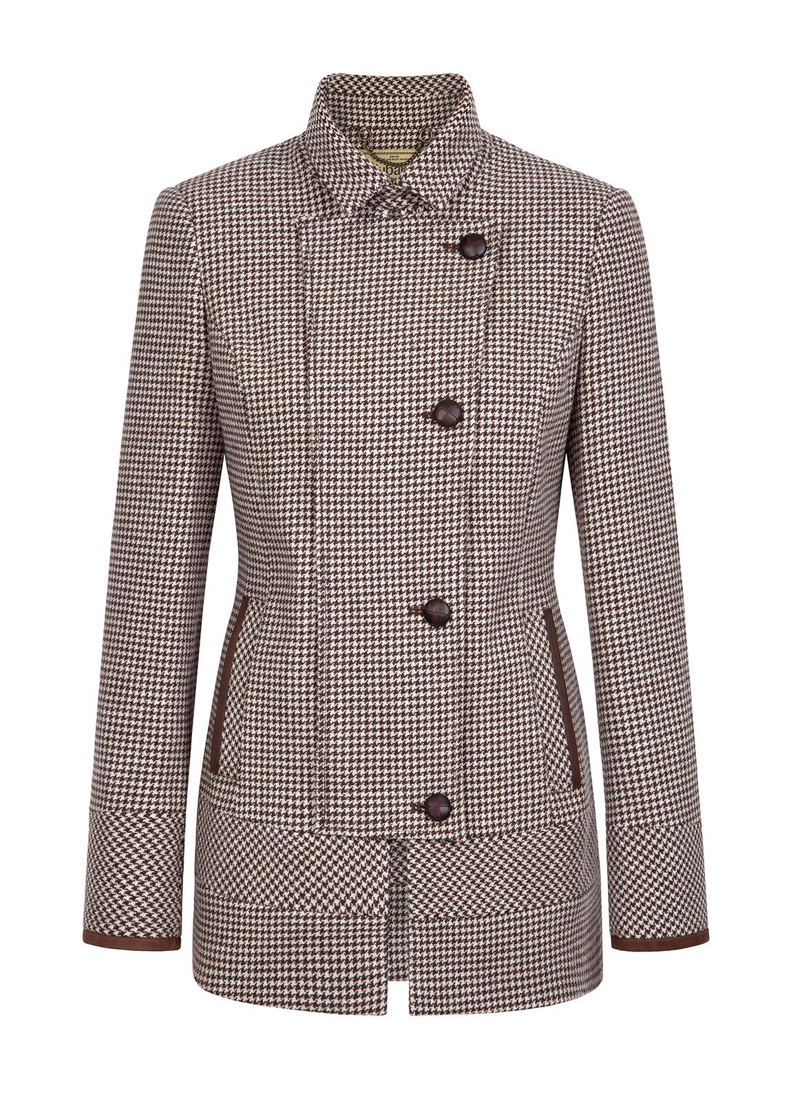 Dubarry_Willow Tweed Jacket - Cafe_Image_2