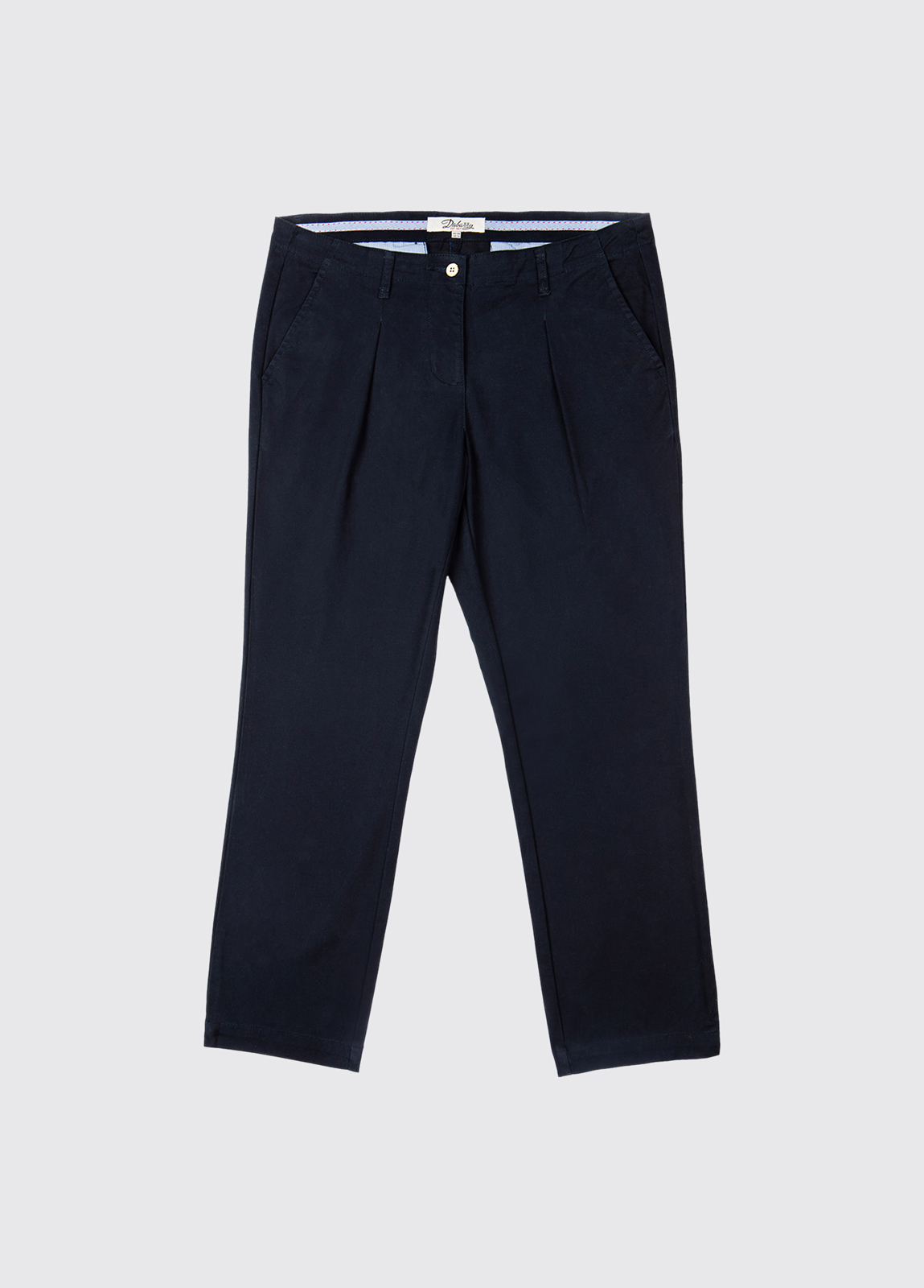 Reed Capri Trousers - Navy