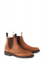 Fermanagh Goodyear Chelsea boot - Brown