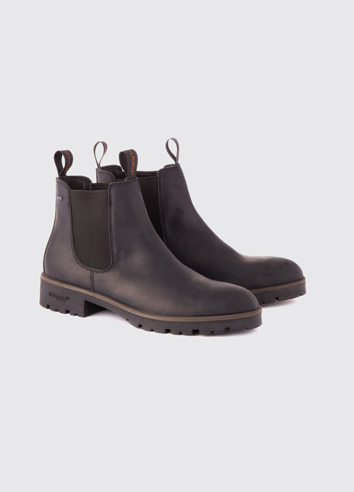 Antrim Country Boot - Black