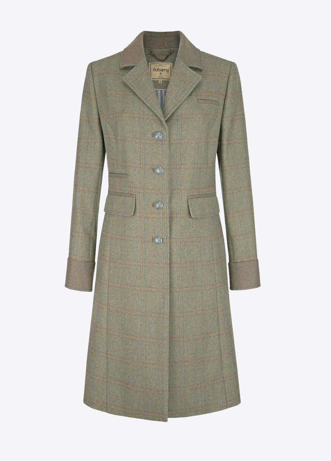 Blackthorn Tweed Jacket - Connacht Acorn
