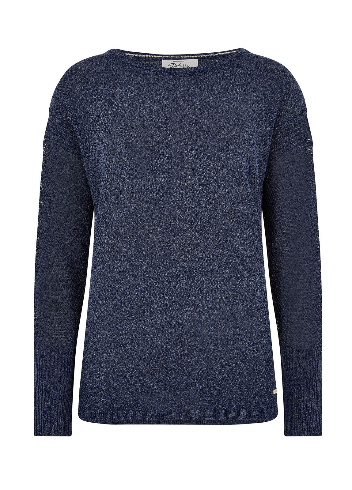 Woodford Knit Top - Navy