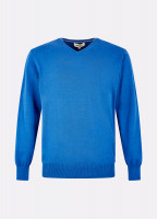 Carson Sweater - Royal Blue