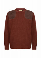 Mulligan Men's Sweater - Russet