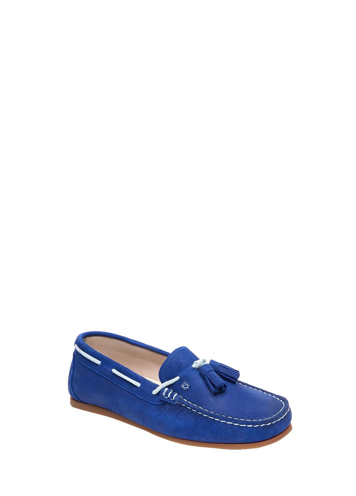 Jamaica Loafer - Cobalt