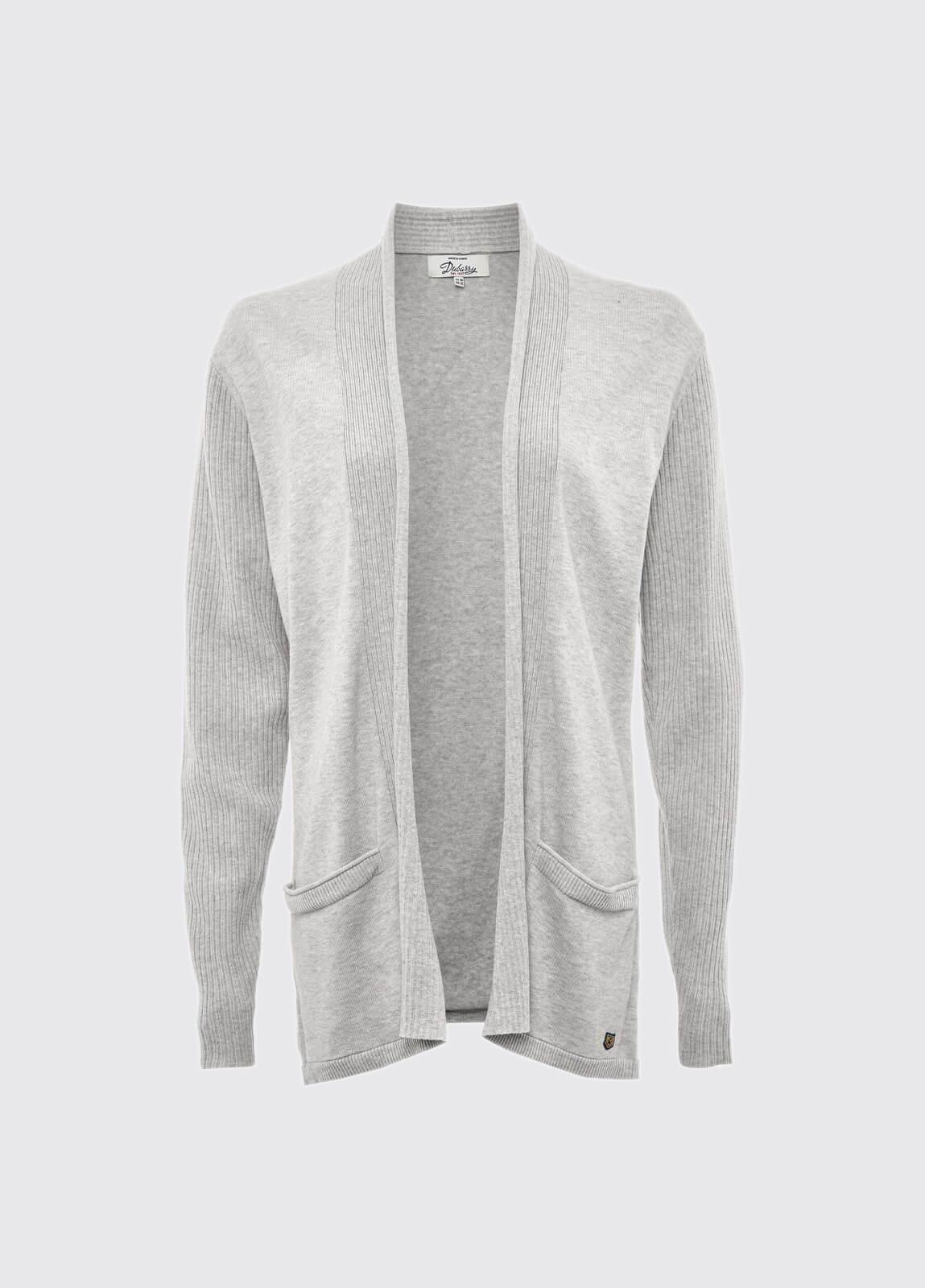 Ardmayle Cardigan - Light Grey