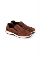 Yacht Loafer - Chestnut