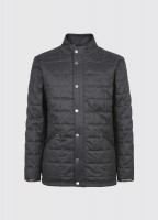 Beckett Quilted Jacket - Navy