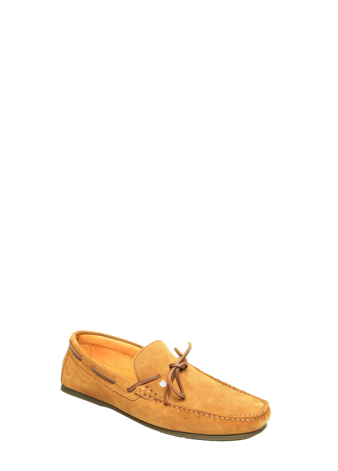 Dubarry_ Corsica Mens Deck Shoe - Camel_Image_1