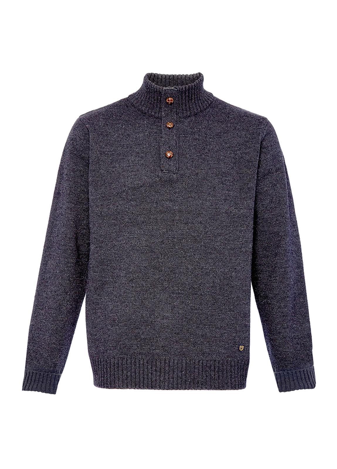 Dubarry_ Mallon Sweater - Graphite_Image_2
