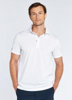 Sorrento Unisex Short-sleeved Polo - White