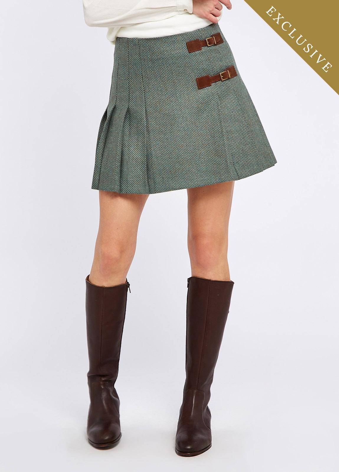 Blossom Tweed Skirt - Rowan
