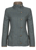 Bracken Tweed Coat - Mist