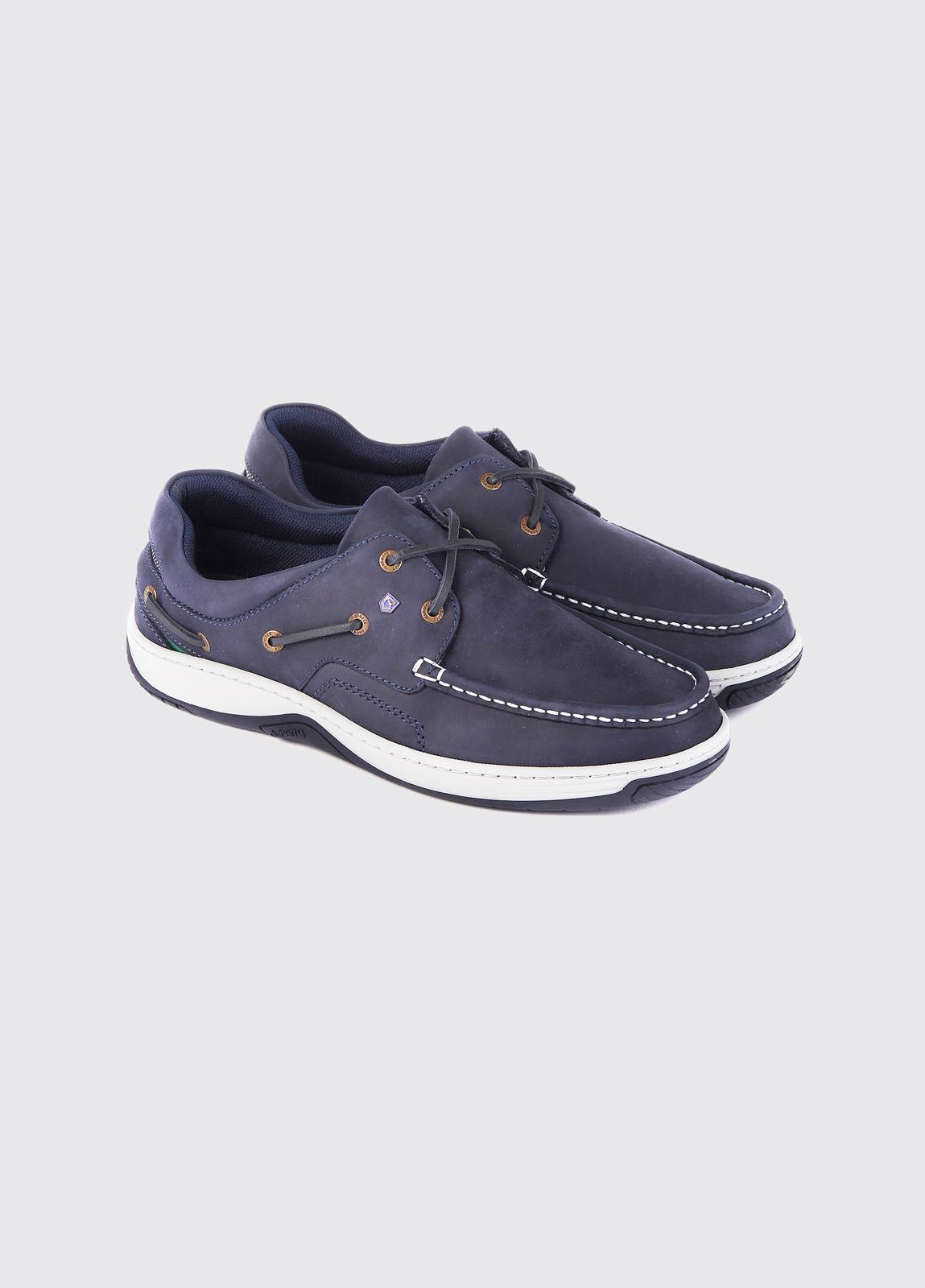 Navigator Deck Shoe - Navy