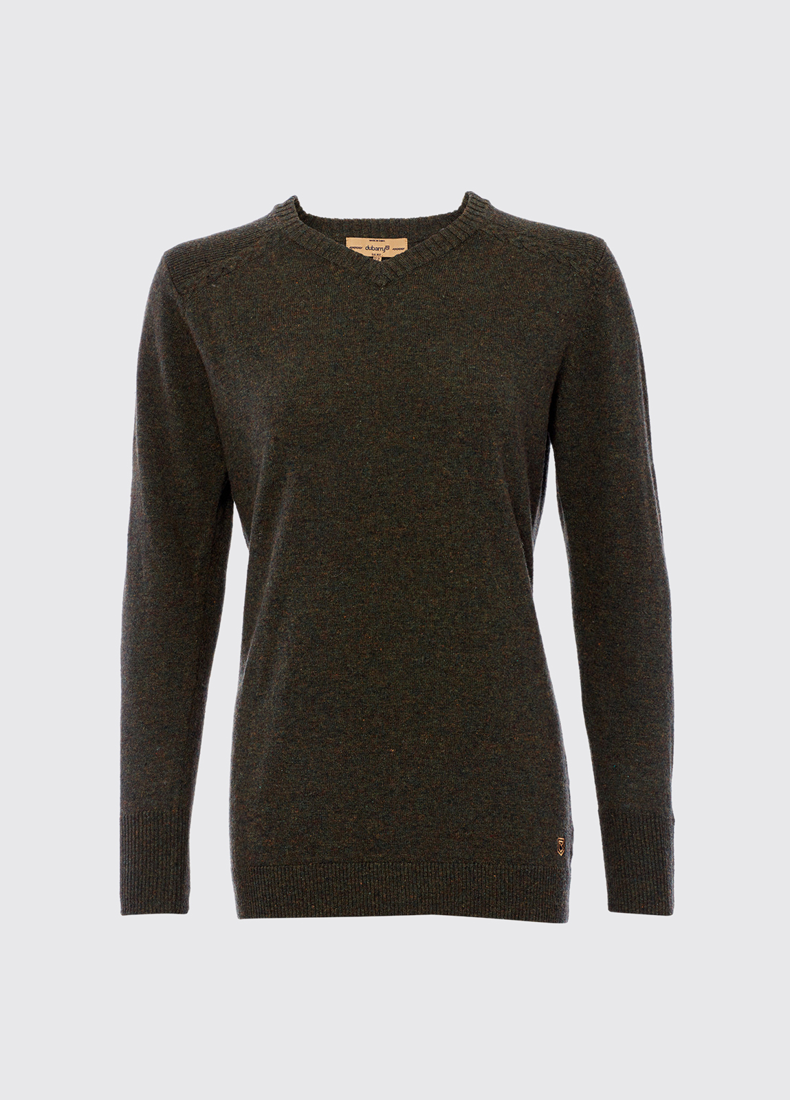 Ballycastle Sweater - Olive