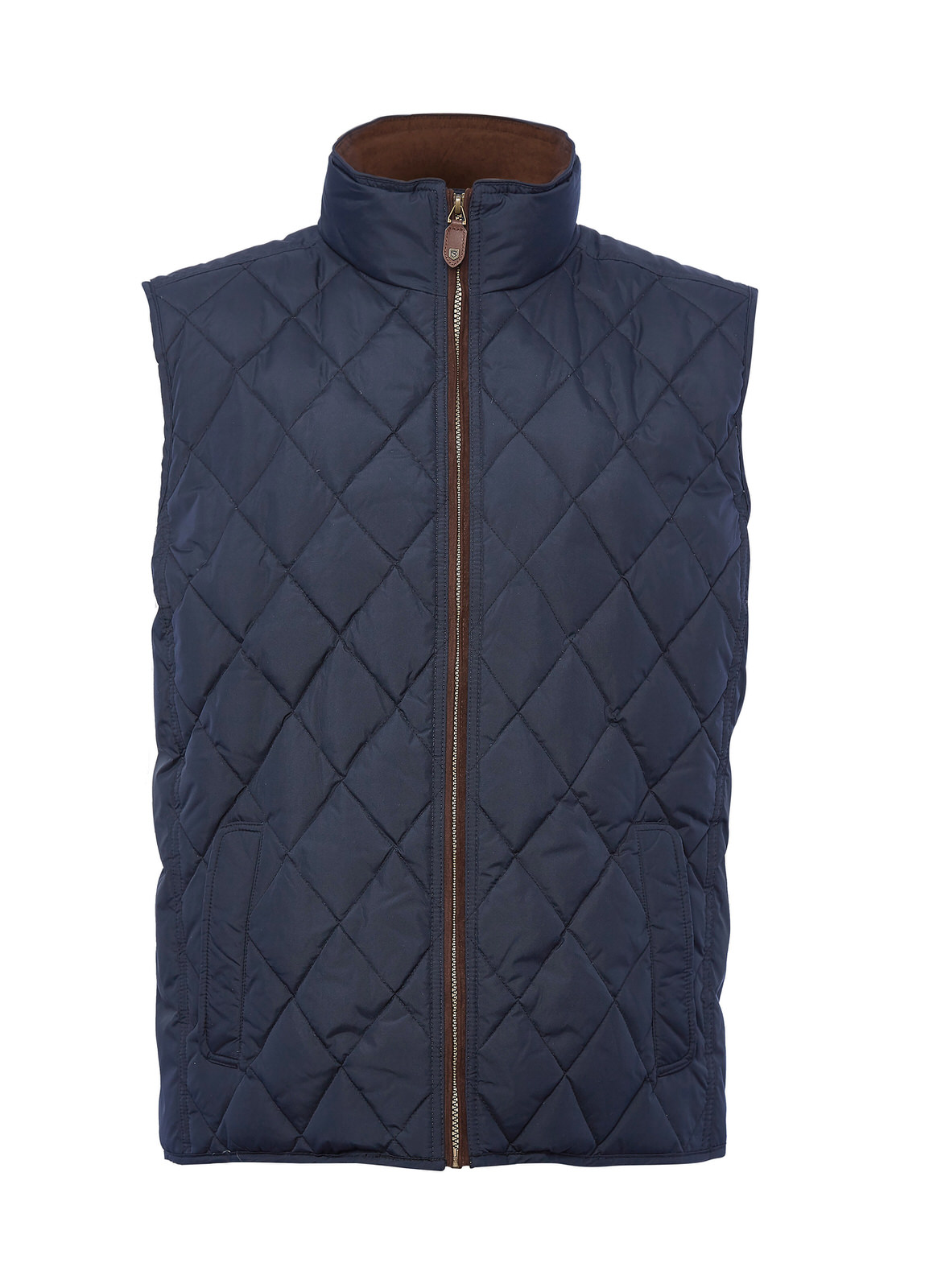 Davis_Quilted_Gilet_Navy_Image_1