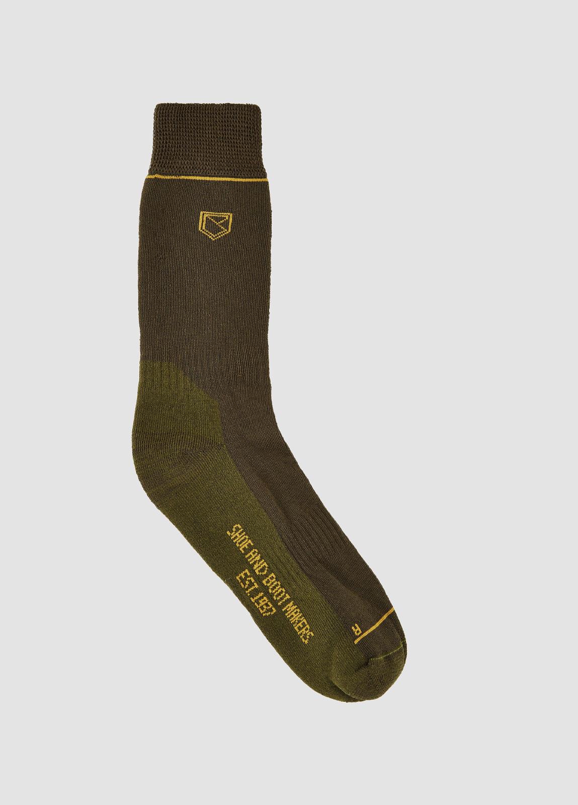Kilkee Socks - Olive