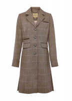Blackthorn Tweed Jacket - Woodrose