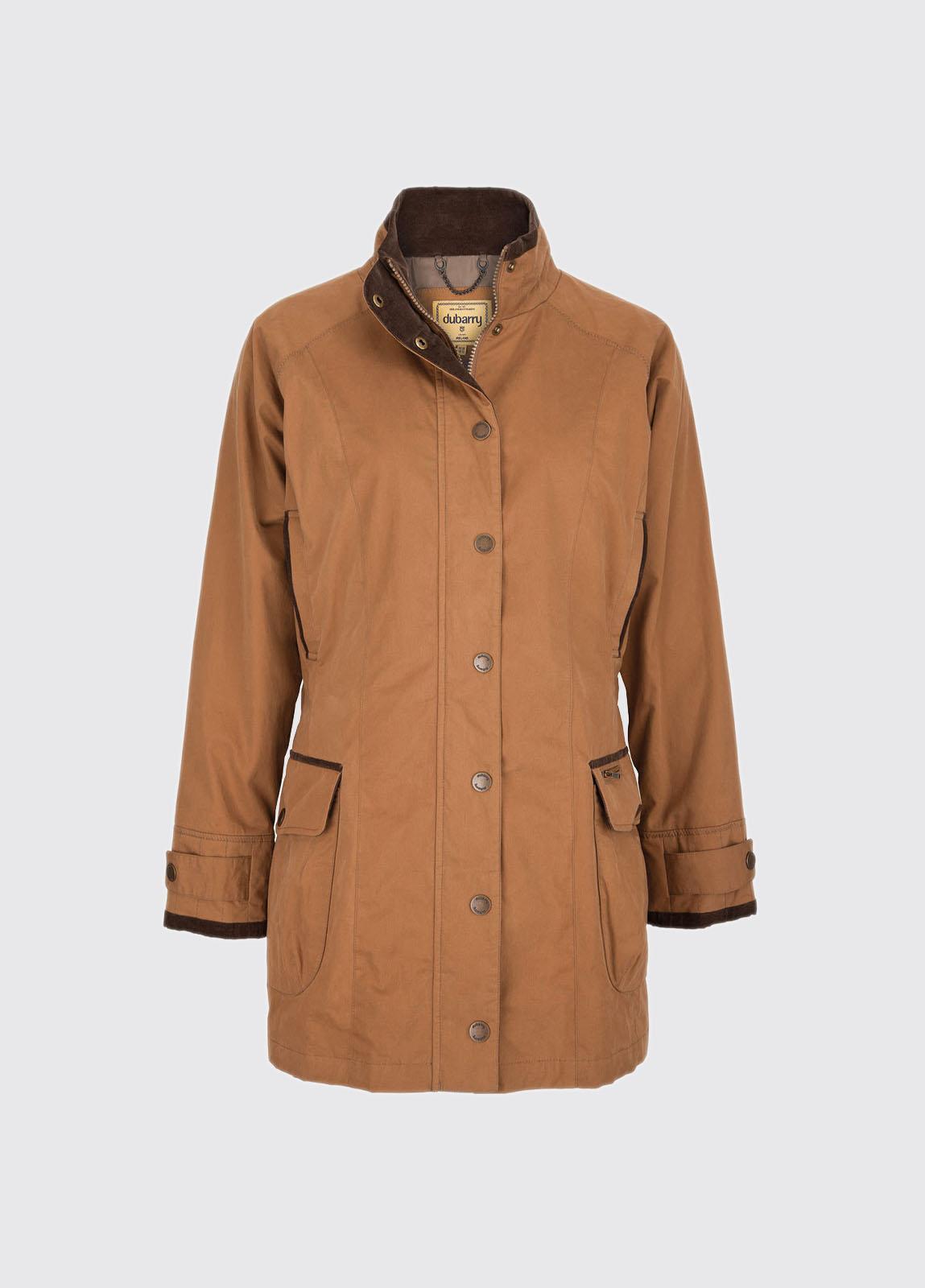 Lavery Waterproof Jacket - Old Gold