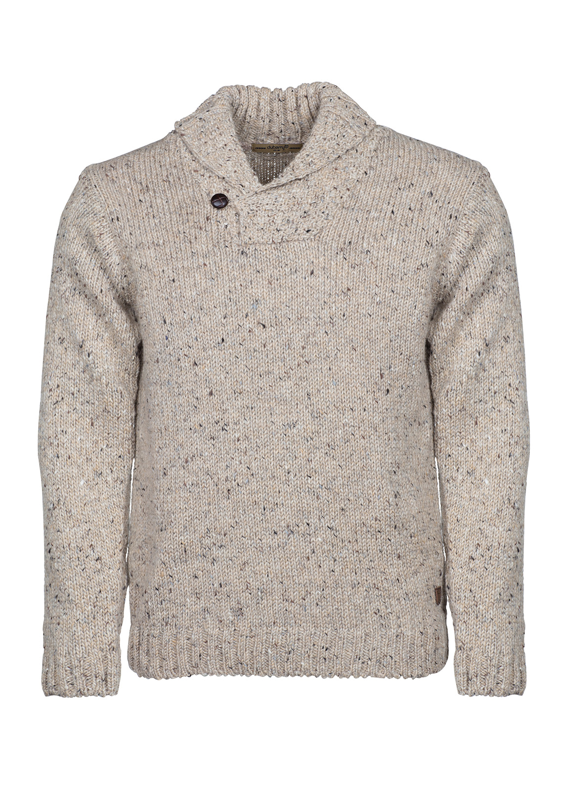 Dubarry_ Moriarty sweater - Oatmeal_Image_2