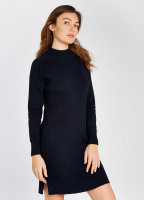 McDonnell Sweater Dress - Navy