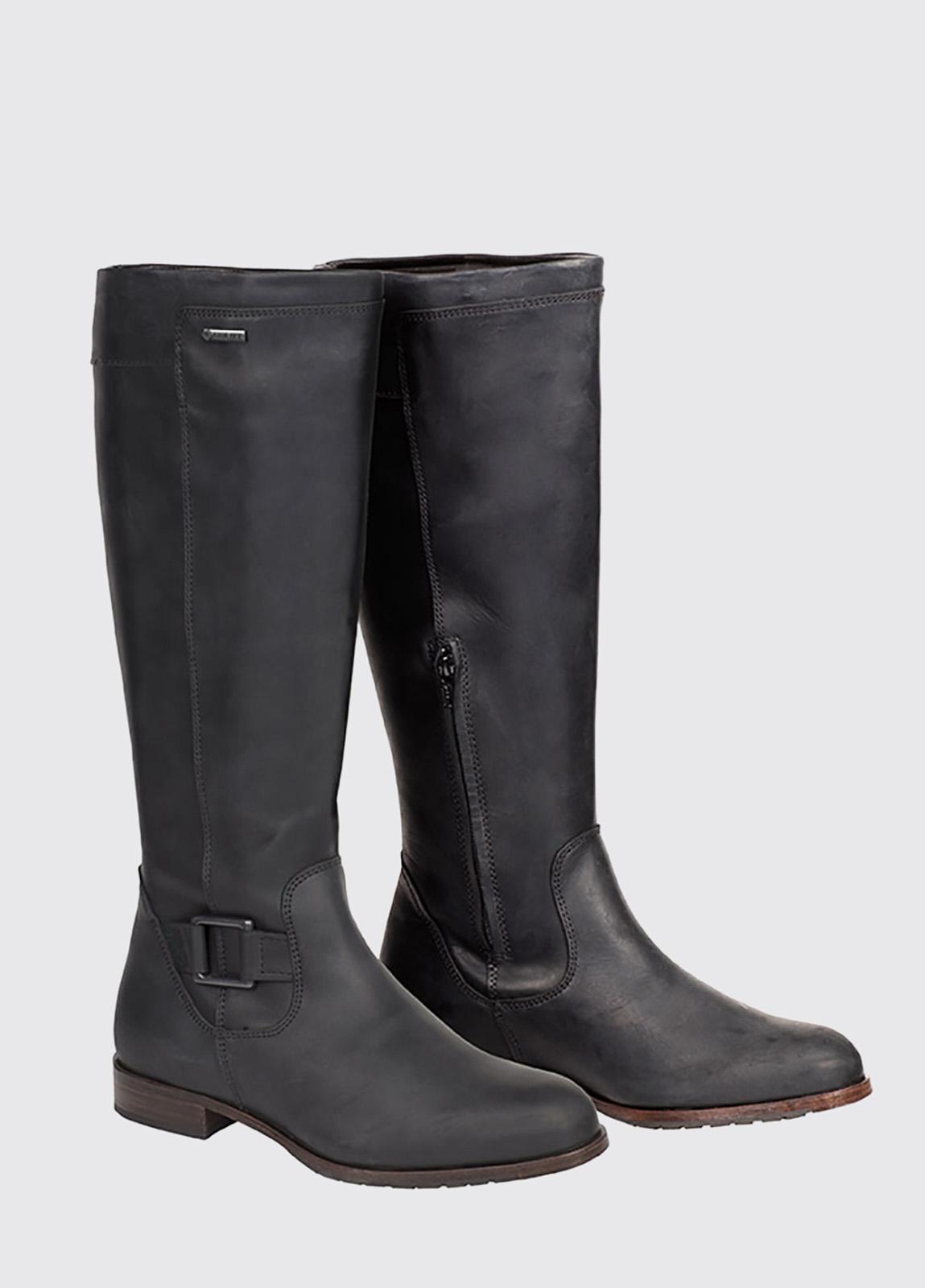 Charlestown Boot - Black