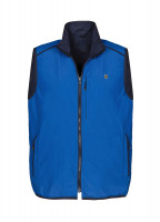 Killashee Reversible Lightweight Gilet - Cobalt