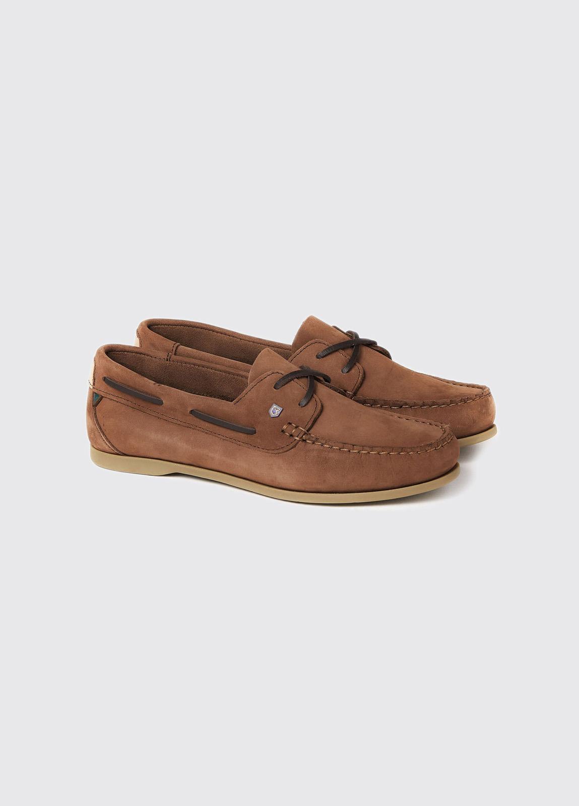Aruba Deck Shoe - Cafe