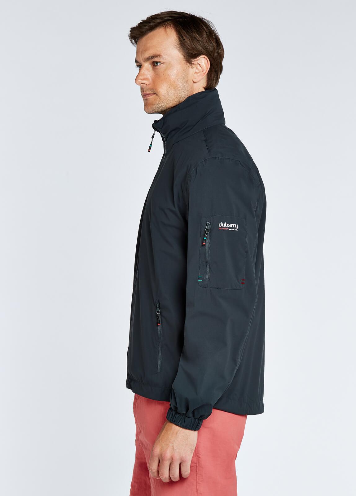Levanto Men's Crew Jacket - Graphite