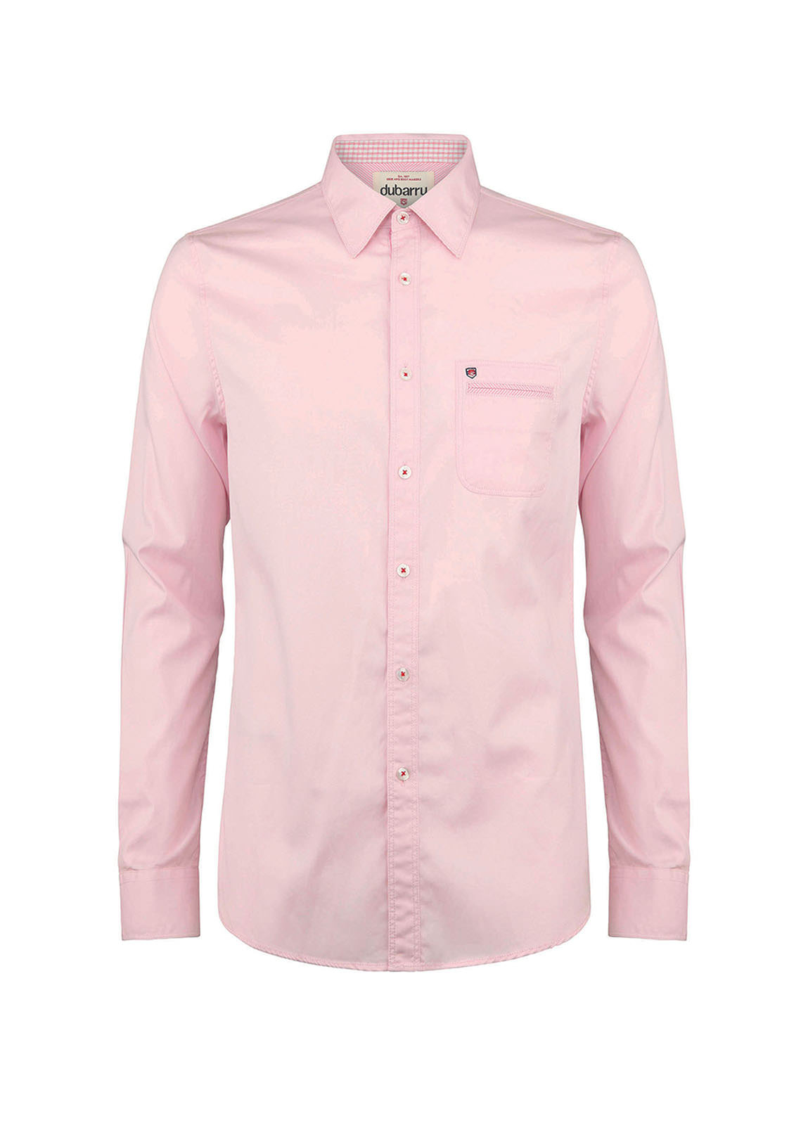 Dubarry_ Ballsbridge Cotton Shirt - Pink_Image_2