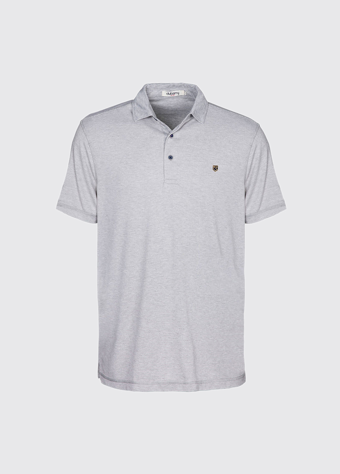 Drumcliff Polo Shirt - Shale