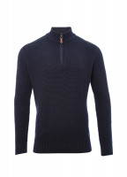 Lismoyle sweater - Navy