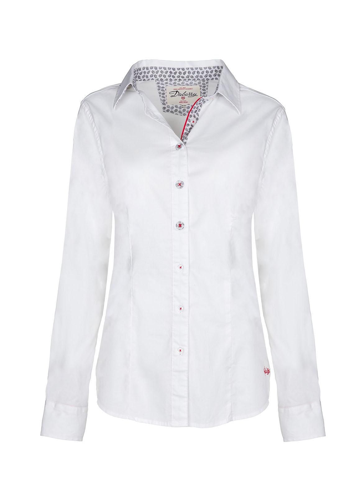 Clematis shirt - White